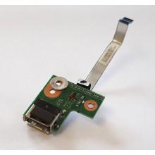 USB board 01013JS00-388-G / 351105800-GEK-G z HP G62-b70SC