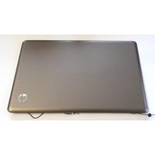 Zadní část krytu displaye 605906-001 / 605910-001 z HP G62-b70SC