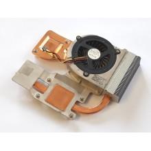 Chlazení 6043B0063401 + ventilátor 6033B0019101 z HP ProBook 4710s