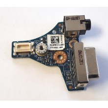 VGA + Audio board 0FRFCY / LS-7741P z Dell Latitude E6430 / E6330