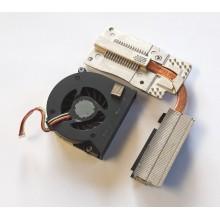 Chlazení 486289-001 + ventilátor UDQFRHH02D1N z HP Compaq 6735b