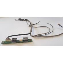 USB board MS-1037B ver: 1.A z MSI MegaBook L745