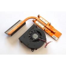 Chlazení 6043B0034801 + ventilátor 6033B0006301 z HP 550