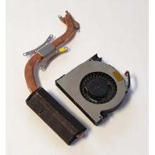 Chlazení 13GNPZ1AM012 + ventilátor BFB0705HA z Asus X50Z