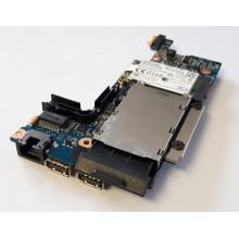 USB + LAN board + Čtečka karet DA0GD3BB6D0 z Sony Vaio PCG-51211M
