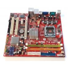 Základní deska MSI G31M-F (MS-7379 ver: 2.0) Soc. 775/ PCI-E / DDR2