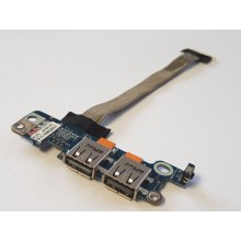 USB board LS-3551P / 4359FMBOL12 z Acer Aspire 5520