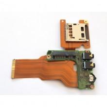Audio board CP27337* + Čtečka karet z FS LifeBook Q2010