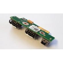 USB + FireWire board 0M264C z Dell Studio 1535 / 1536 / 1537