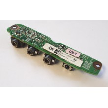 Audio board DA0AT8AB8F9 / 32AT8AB0003 z HP Pavilion dv6358ea