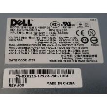 PC zdroj Dell NPS-305KB A / N305P-06 / 0XK215 305W