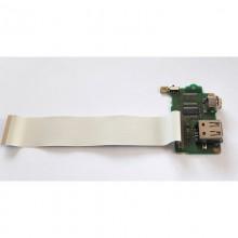 USB + 1394 board CP294316-01 z FS LifeBook Q2010