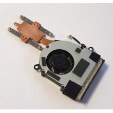 Chlazení + ventilátor UDQFZER06CQU / 04W6858 z Lenovo ThinkPad X131e