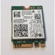 Wifi modul + Bluetooth 4.0 3160NGW / 04X6034 z Lenovo IdeaPad