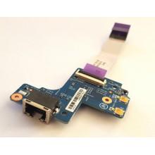 LAN board + funkční tlačítka 48.4YV12.011 z HP ProBook 430 G1