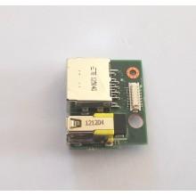 USB + LAN board LNVH-000B56242-C000 z Lenovo ThinkPad T430