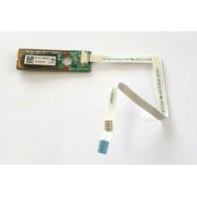 Čtečka otisků prstů DAAT3ATB8D0 / 3UAT1FB0000 z HP Pavilion dv6560ec
