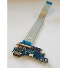 USB board + Čtečka karet LS-E795P / 435OEP32L01 z HP 255 G6