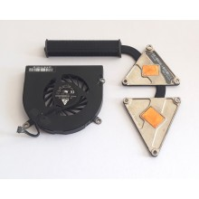 Chlazení + ventilátor KSB0605HC z Apple MacBook Pro 15 A1286