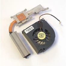 Chlazení 60.4Z417.002 + ventilátor DFS551305MC0T z Acer Extensa 5230E