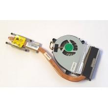 Chlazení CP515955-01 ventilátor AB8205HX-T03 z Fujitsu Lifebook AH531
