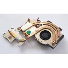 Chlazení + ventilátor UDQFRPR64FFD / 45N5613 z Lenovo ThinkPad R400