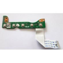 Funkční tlačítka 60-NXGHK1000 / 69N0GLK10B01P z Asus N71J