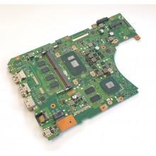 Základní deska s Intel Core i5-6198DU z Asus VivoBook X556U vadná