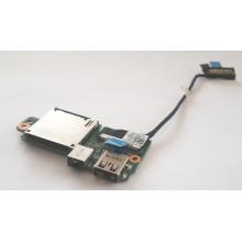 USB + Audio board + Čtečka karet 0H3CXC z Dell Inspiron 14z-5423