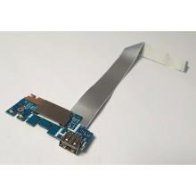 USB board + Čtečka karet LS-G071P / 435OM832L01 HP 255 G7 6BN10EA