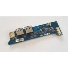 Power / Zapínání + USB board LS-2922P / 435988BOL04 z Acer Aspire 3690