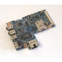 USB + Audio + LAN board LS-4151P / 0M770D z Dell Latitude E4300