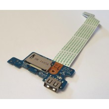 USB board + Čtečka karet LS-D702P / 43505R32L01 z HP 15-ba062nc