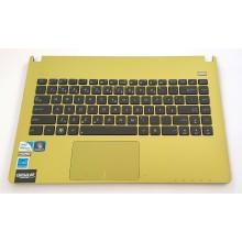 Palmrest 13GN3O5AP020 + touchpad + klávesnice z Asus X401A