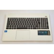 Palmrest 13GNMO2AP130 + touchpad + klávesnice z Asus X501A vada