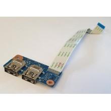USB board LS-A993P / NBX0001JX00 z HP 15-r161nc