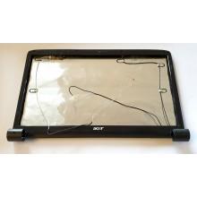Kryt displaye 41.4CD02.001 + 41.4CD01.001 + webkam z Acer Aspire 7535G