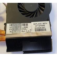Chlazení + ventilátor FALX000EPA / 622029-001 HP Pavilion dv6-3060sf