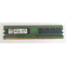 Paměť RAM do PC Kingston KVR533D2N4K2/1G 1GB 533MHz DDR2