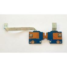 Tlačítka touchpadu LS-D701P / 43505Q32L01 z HP 15-ba069nc