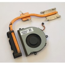 Chlazení AT1ES0010R0 + ventilátor DFS470805CL0T z HP 15-ba069nc