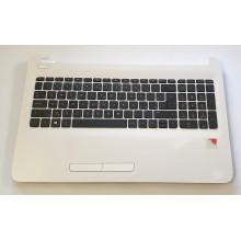 Palmrest AP1O2000330 + touchpad + nefunkční klávesnice z HP 15-ba069nc