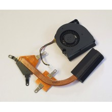 Chlazení + ventilátor KSB0405HB z Asus Eee 1201NL