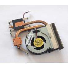 Chlazení 36LZ2TMLVA0 + ventilátor DFS470805CL0T z Lenovo IdeaPad Z580