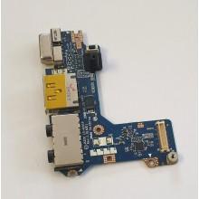 Audio + eSATA + VGA board 0D537F / LS-4291P z Dell Latitude E4200