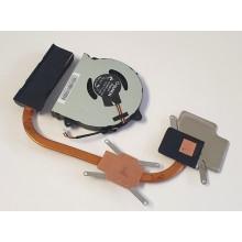 Chlazení AT0U40030S0 + ventilátor DC28000CGS0 z Lenovo IdeaPad G50-30