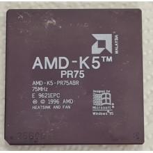 Historický procesor AMD K5 PR75 - AMD-K5-PR75ABR