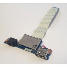 USB + Čtečka karet + Audio NS-A275 / NBX0001AH00 Lenovo IdeaPad G50-45