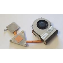 Chlazení 0M0J50 + ventilátor DFS481305MC0T z Dell Inspiron N5030