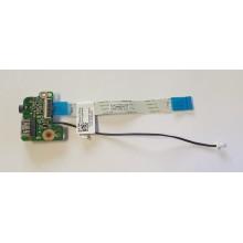 USB board + Audio RC6F33025EH11 z Dell Latitude E5520